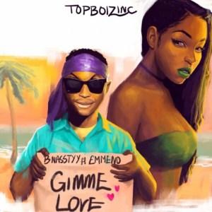 """B Nasstyy - """"Gimme Love"""" ft. Emmeno"""